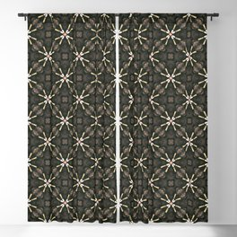 Charcoal Broiled Blackout Curtain