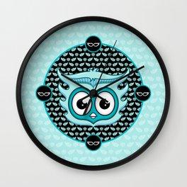 Sir Hoots A Lot - Monster High Wall Clock