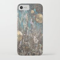 dark souls iPhone & iPod Cases featuring Orbitrary Souls by Megan Justine Henrich