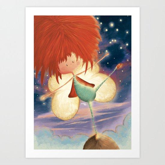 Orion Art Print