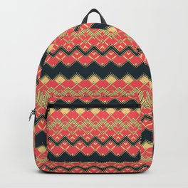 Abstract / Geometric : TM17035 Backpack