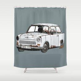 Trabant Shower Curtain