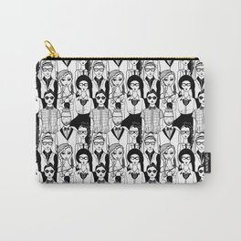 Hipsters Carry-All Pouch