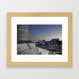 Fibonacci Series Framed Art Print
