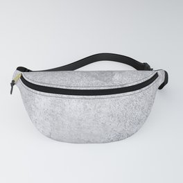 Abstract silver paper Fanny Pack