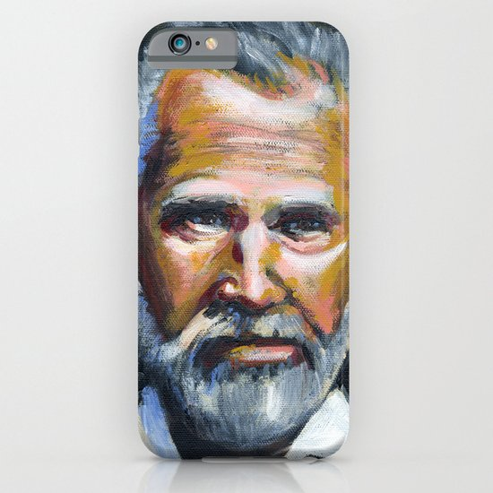 The Most Interesting Man In The World iPhone & iPod Case