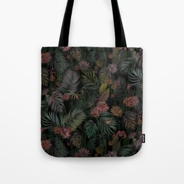 Tropical Iridescence Tote Bag