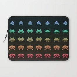 Invader Space Laptop Sleeve