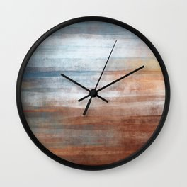 Sedona Sky Wall Clock