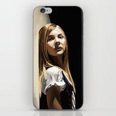 Chloe Moretz iPhone & iPod Skin