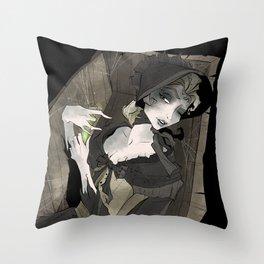 A Tonic Throw Pillow