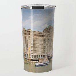 Chicago Cityscape Photos Travel Mug