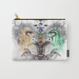 Zodiac Strings Carry-All Pouch