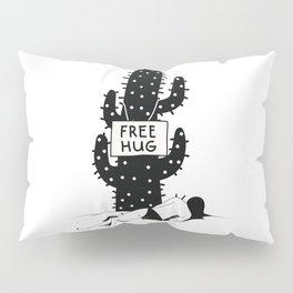 Free Hug Kills Pillow Sham