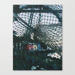 Tobermory Bay Canvas Print