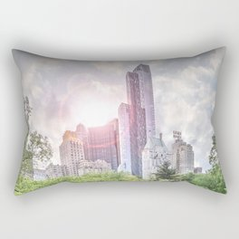 Central Park Dreams Rectangular Pillow