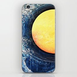 Hikari Moon iPhone Skin