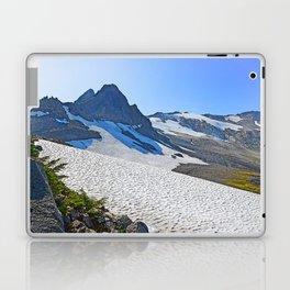 SUMMER'S LAST SNOWMELT WATER Laptop & iPad Skin