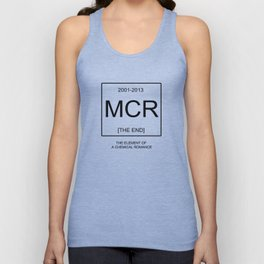 My Chemical Romace Element Unisex Tank Top