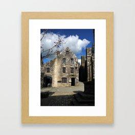 Locronan 9 Framed Art Print