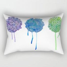 Sea Orbs Rectangular Pillow