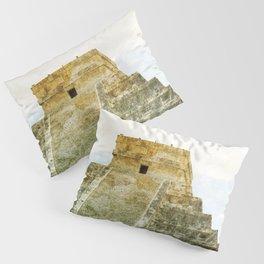 Chichen Itza pyramid Pillow Sham