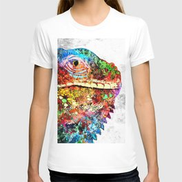 Iguana Grunge T-shirt