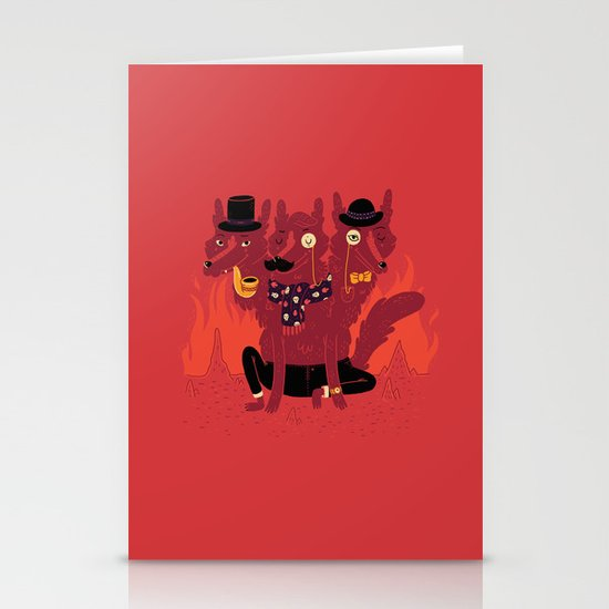 Sirberus Stationery Cards