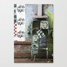 Art of Berlin Canvas Print