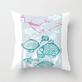 dream me Throw Pillow