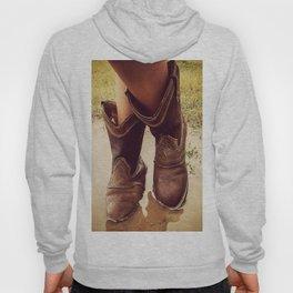 Cowboy Boots Hoody
