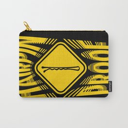 Hairpin Proof Carry-All Pouch