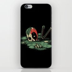Dead Pond iPhone Skin