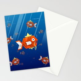 Magikarp Stationery Cards