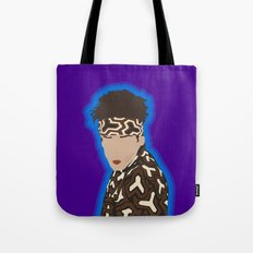 Derek Zoolander Tote Bag