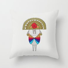 Pachamama Throw Pillow