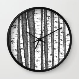 make me a witness (wasatch, utah) Wall Clock