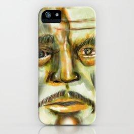 Karloff iPhone Case