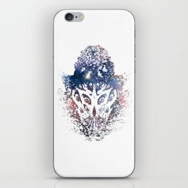 You don't see it until you do. iPhone Skin