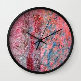 Menino Passarinho Wall Clock