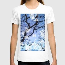 Llansteffan woodland T-shirt
