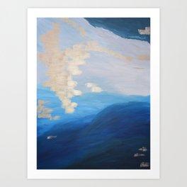 Yonder Art Print