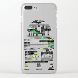 B33p B00p Clear iPhone Case