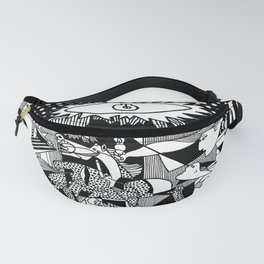 Picasso - Guernica Fanny Pack