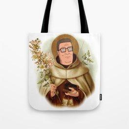 Saint Hank Hill Tote Bag