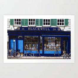 Blackwell Art Print