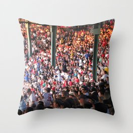Fenway Filled Throw Pillow