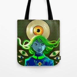 Beholding Hera Tote Bag