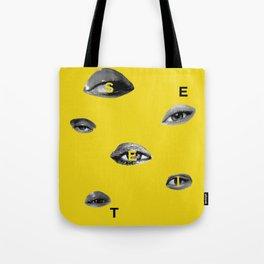 See It Tote Bag