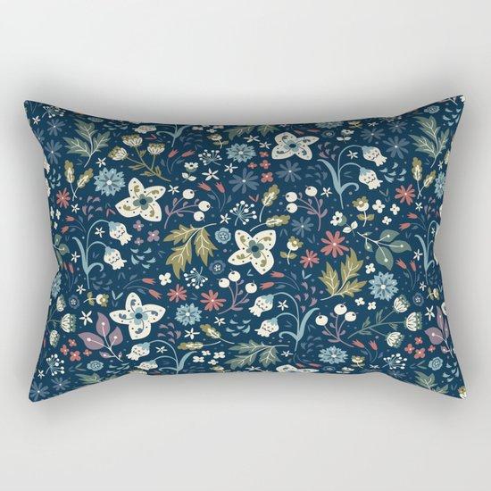 Wild Meadow Rectangular Pillow